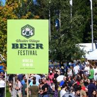 Whistler Village Beer Festival 2014: Recap