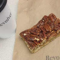 Revolver: Lattes and Pecan Tarts