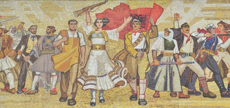 Tirana - National Historical Museum