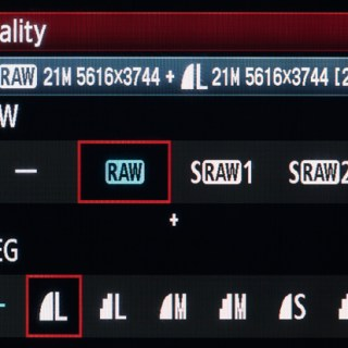 What is the difference between raw and jpeg files | Food Photography Blog