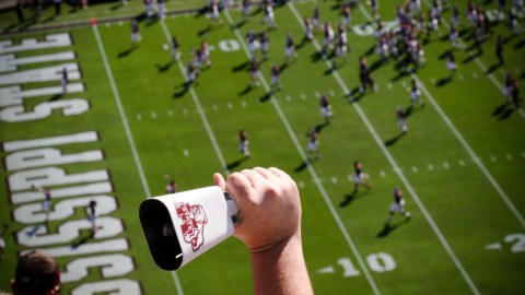MSU Cowbell Flickr CJ Anderson