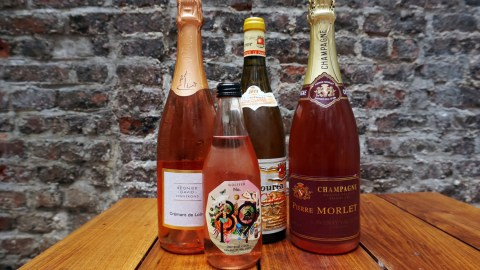 Let Birds & Bubbles' Sarah Simmons teach you a little something about some pink bubbly.