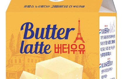 drinkable butter