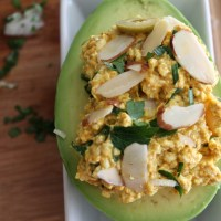 Meatless Monday: Curried Tofu 'Egg' Salad