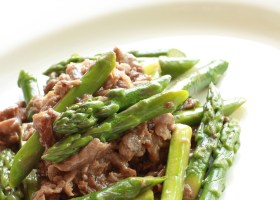 Chinese Asparagus & Beef
