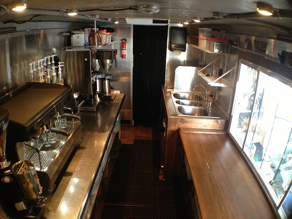 Coffee Truck For Sale Used Food Trucks