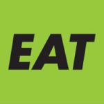 Food Trucks United - Eat Art Truck Logo