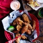 Tsuru Crispy Chicken Wings