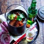 Tsuru Pork Belly Rice
