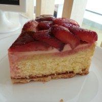 Bday treat@Komugi Cafe, Pavillion