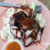 Char Siew Siew Kai chicken rice@Lucky Restaurant, Seksyen 17 PJ