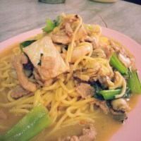 Home cooked hokkien food@Ang Hoay Lor, Jalan Gurdwara, Penang