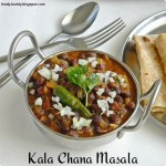 Kala Chana Masala | Black Chickpeas Curry