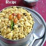 Oats Pongal Recipe For Breakfast
