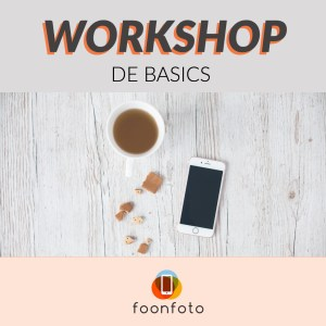 workshop smartphone fotografie basics