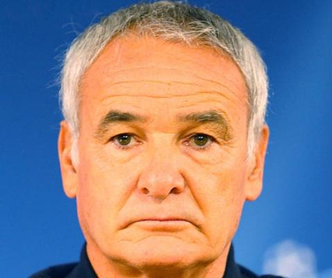 With Leicester title favourites, Claudio Ranieri certainly won't mind these jokes