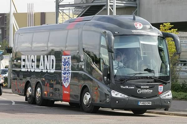 They'll be listening to these ten England songs on the team bus to Euro 2016