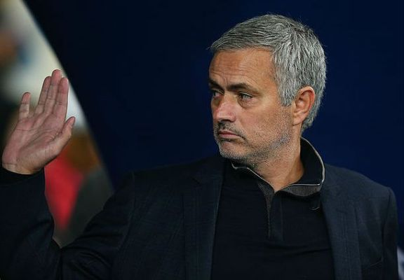 Here's the man at the centre of these José Mourinho to Man Utd jokes