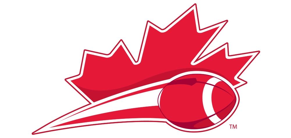 Helmet logo - Team Canada