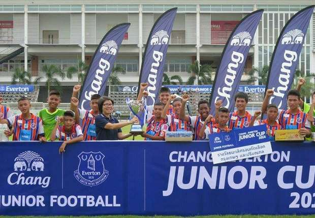 CHANG - EVERTON JUNIOR CUP 2016