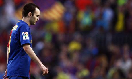 Iniesta Career Ruined Iniesta's Career