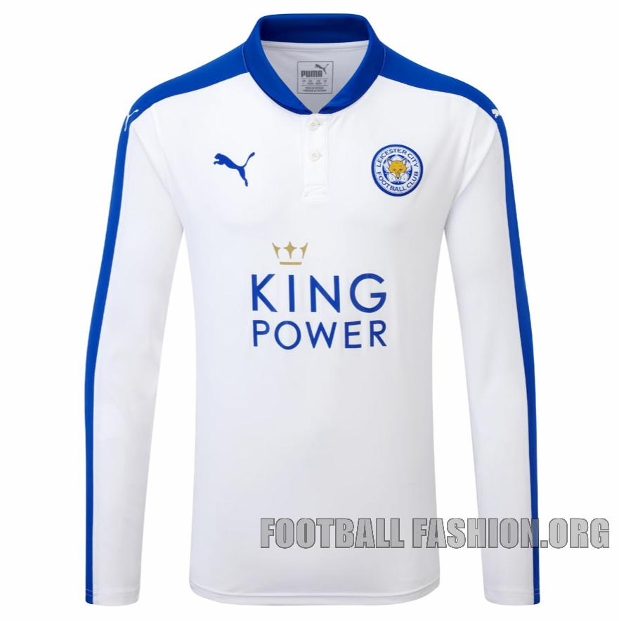 Leicester City 2015/16 PUMA Third Kit | FOOTBALL FASHION.ORG