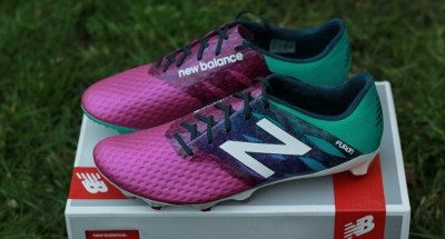 New Balance Football's First Boot Silos - Visaro and Furon