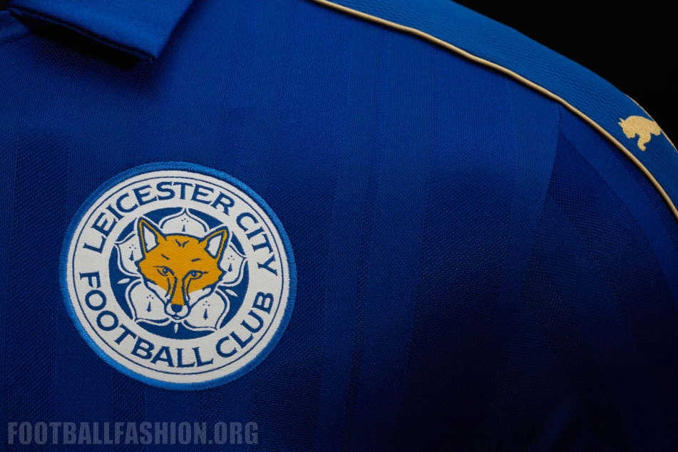 Leicester City Fc  Puma Home Kit Football Fashion Org