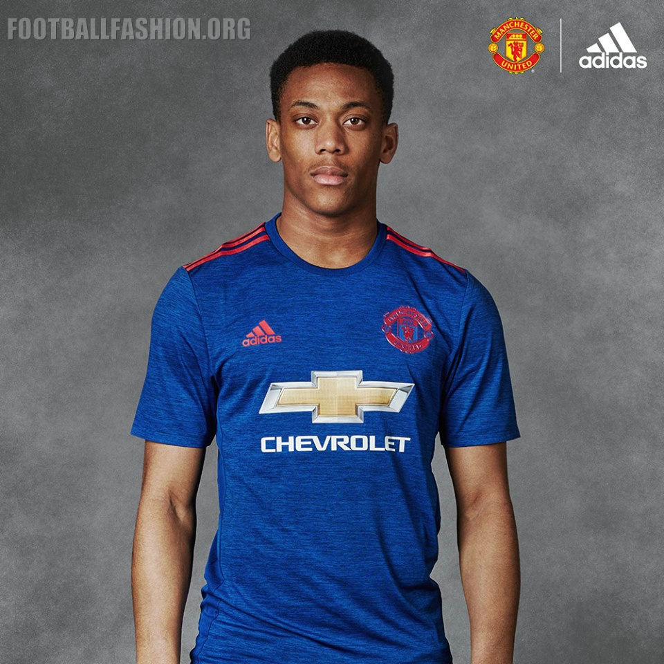 Manchester United 2016/17 adidas Away Kit | FOOTBALL ...