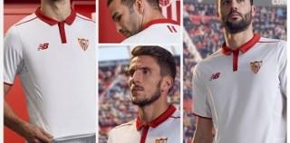 Sevilla FC 2016/17 New Balance Home Kit