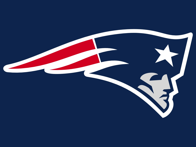 New England Patriots Logo Football Garbage Time