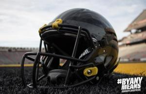 Maryland black helmet