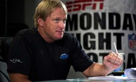 Jon Gruden ESPN
