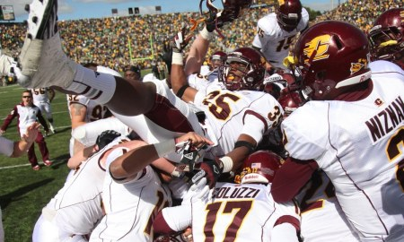 Central Michigan v Iowa