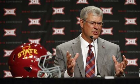 Paul Rhoads Big 12 media days
