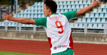 Dāvis Ikaunieks | © futbolavirsliga.lv