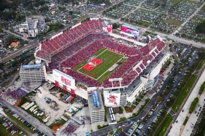 It's Official: Raymond James Stadium Lands Super Bowl LV - Football Stadium Digest