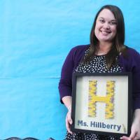 Michelle Hillberry: a sweet approach to math