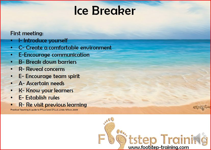 purpose and ice breaker Have you participated in more than your share of bad icebreakers those introductory exercises that happen when someone wants to get a group engaged ones where you just want it to be over fast we have too, which is why we were determined to create something different what's the purpose of an icebreaker.