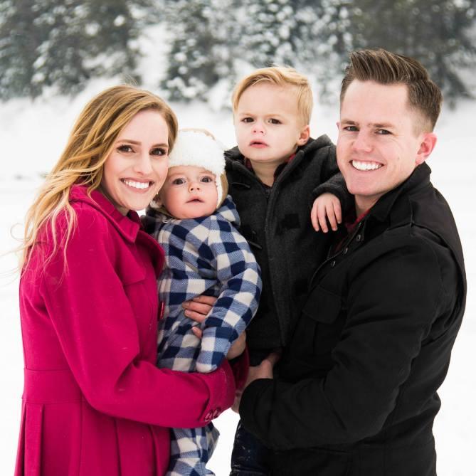 Footsteps For Fertility Foundation Ellie Jared