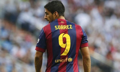 Luis-Suarez-wears-jersey-number-9-at-Barcelona