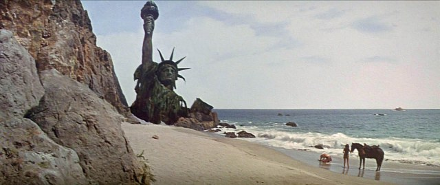 You maniacs! You blew it up! God damn you! God damn you all to Hell!