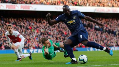 Arsenal vs. Manchester United: Gunners ride their luck in 2-0 win | FOR ARSENAL FANS