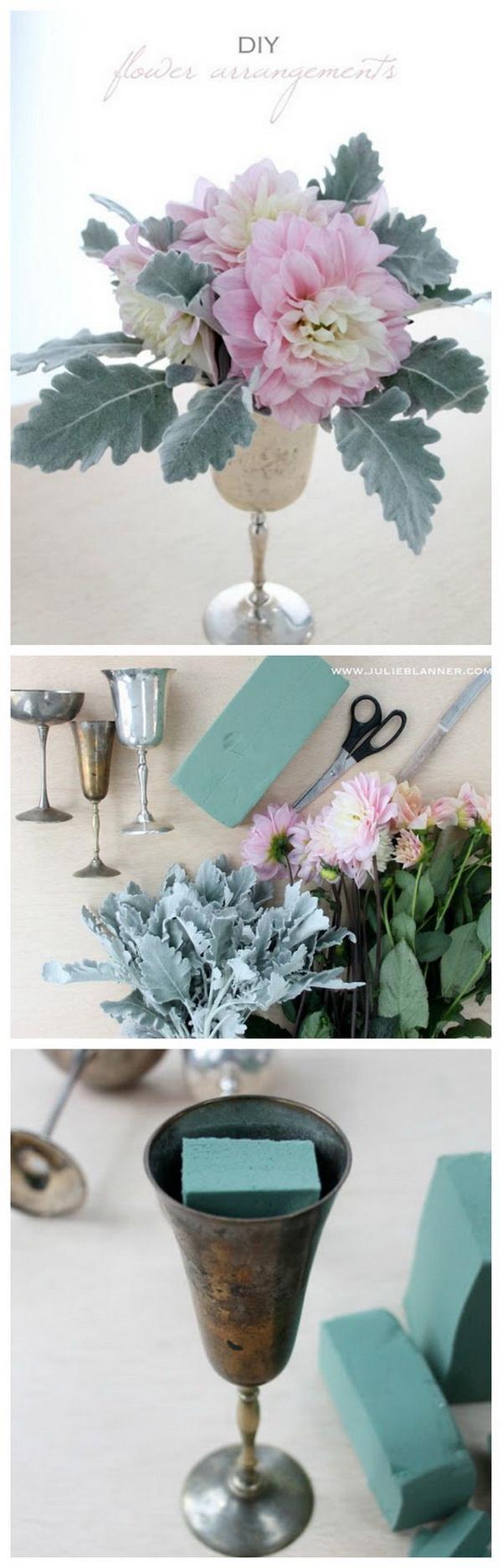 Eye catching flower arrangements arrange flowers like a