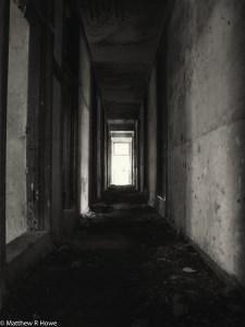 Slaughterhouse corridor