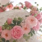 プリザーブドフラワー ナチュラル 花冠