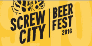 screw city beer festival 2016
