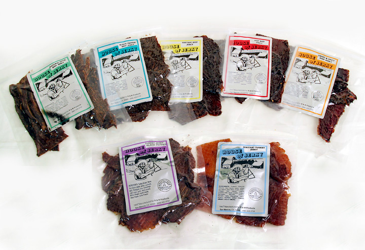 House of Jerky – January Member Promotion