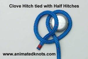 clove_hitch_using_half_hitches