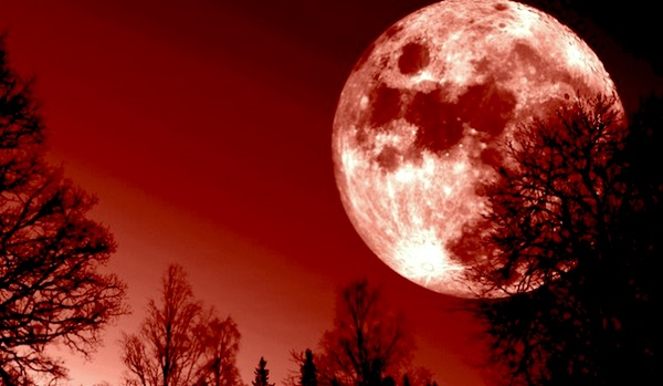 astrology of the blood moons